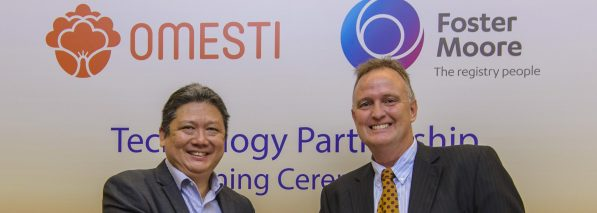 Foster Moore & Omesti Announce Partnership To Bring Electronic Business Registry Platform to ASEAN Region