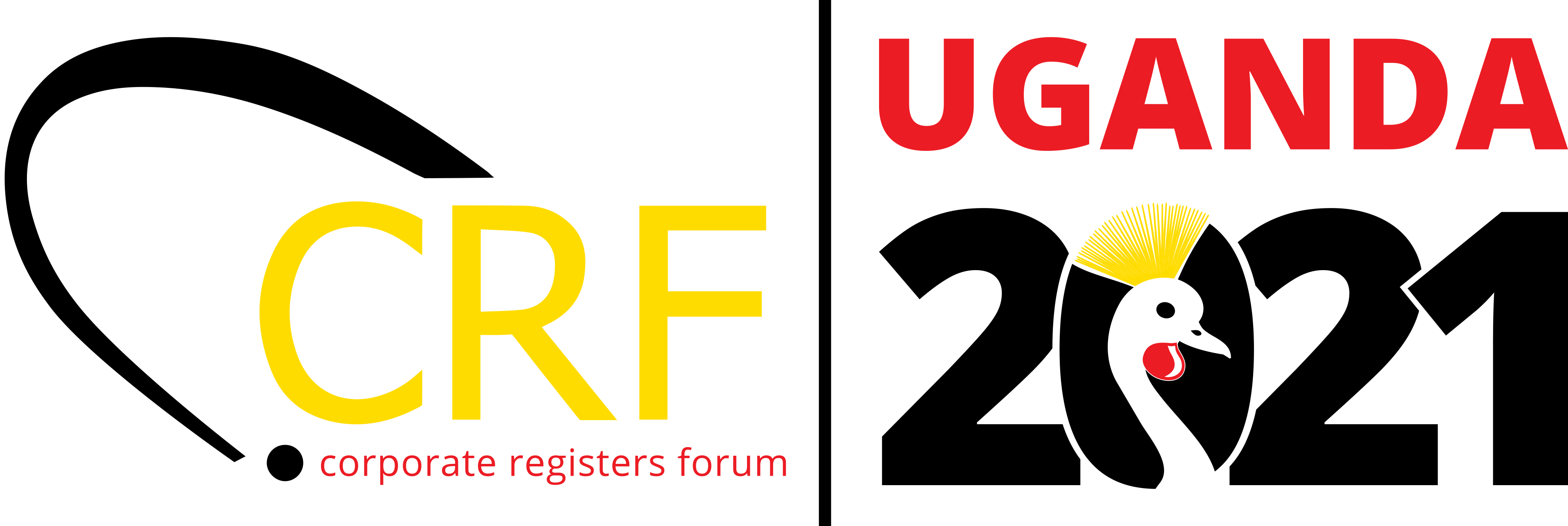 CRF 2021 Conference Logo